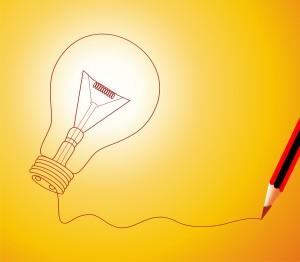 Stock illustration: Innovation