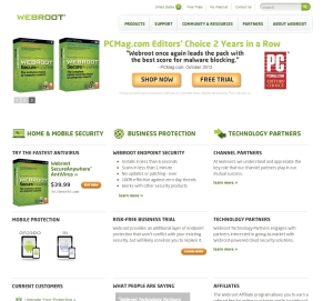Webroot Screenshot 3